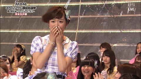 【AKB48】田名部生来の総選挙辞退ってぶっちゃけ勝ち逃げじゃね?