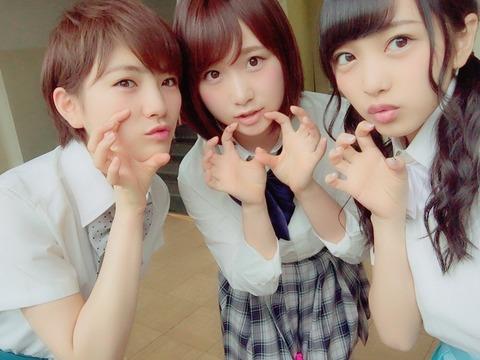 【AKB48G】次期総監督最有力候補は高橋朱里、岡田奈々、向井地美音の3人