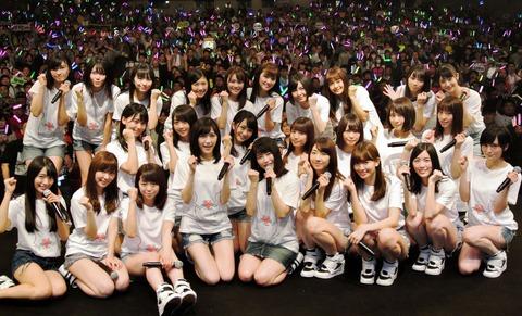 【AKB48】この写真を見て誰がセンターに見える?