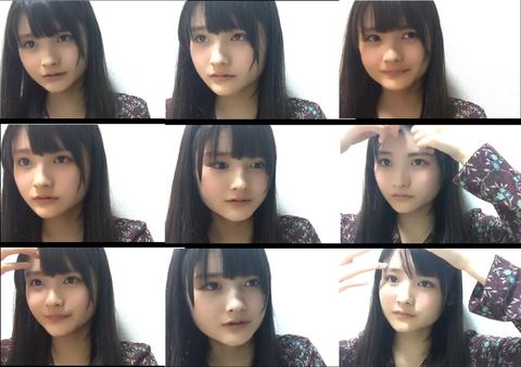 【朗報】NGT48、2期生の渡邉歩咲ちゃんが少しだけ垢抜ける