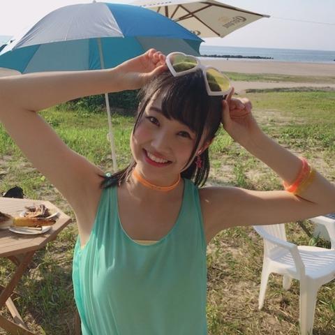 【NGT48】山田野絵ちゃんのワキ!!!