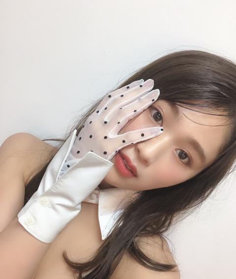 【NMB48】なぎちゃんがお色気満開のセクシーグラビアを披露!!!【渋谷凪咲】
