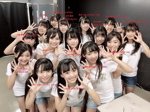【HKT5期】HKT48の運営ってSKE48に比べて仕事が遅すぎるだろ【SKE9期】