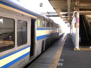 100910横須賀線グリーン車