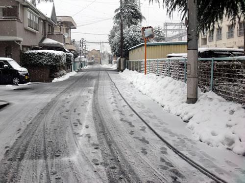 関東甲信越大雪201402143