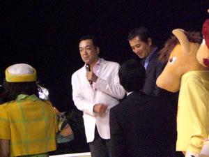 2010東京盃槙原定岡写真