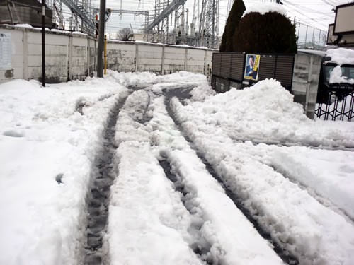 関東甲信越大雪201402154