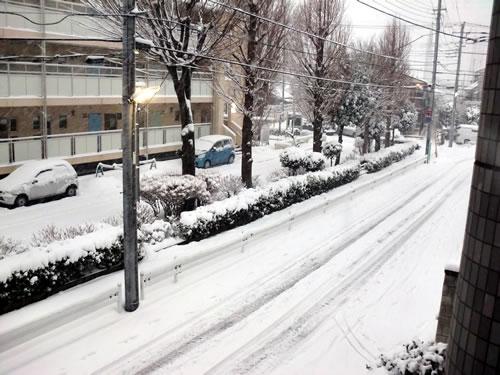 関東甲信越大雪201402145