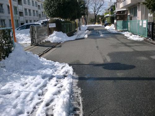 関東甲信越大雪201402101