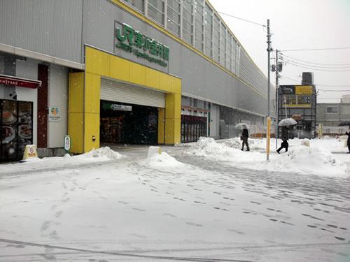 関東甲信越大雪201402144