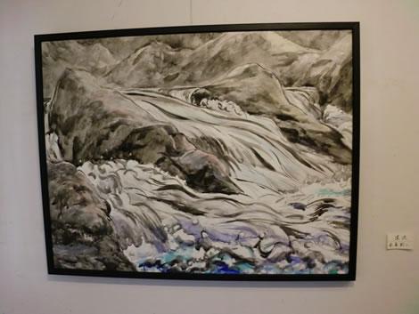 ロワールの会展覧会・たましんギャラリー147