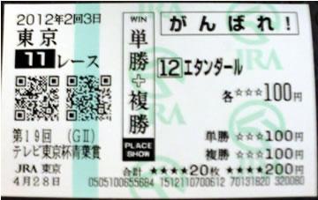 エタンダール青葉賞1