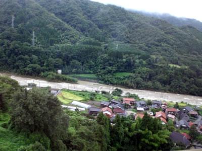 11台風12号米子付近