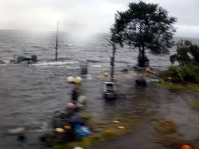11台風12号宍道湖3