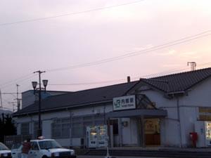 常磐線内郷駅100830