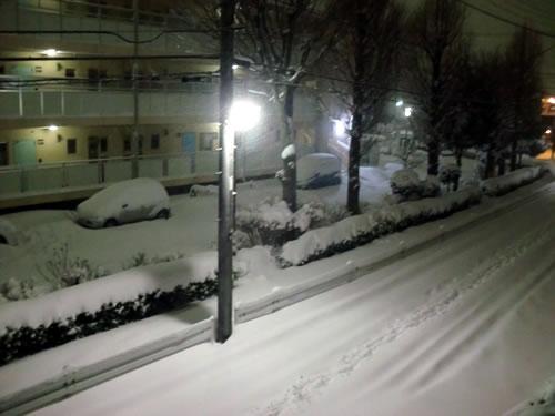 関東甲信越大雪201402151