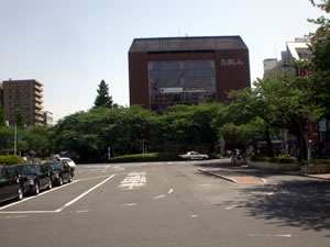 国立市たましん歴史・美術館写真