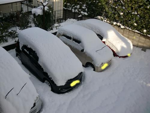 関東甲信越大雪201402092