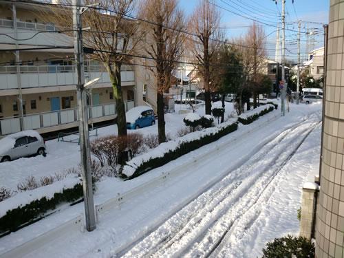 関東甲信越大雪201402091
