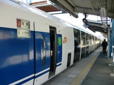 あさぎり号371系2
