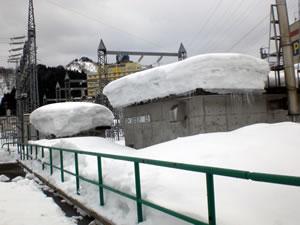 雪越後湯沢駅
