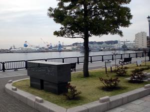 横須賀市ウ゛ェリーニ公園写真