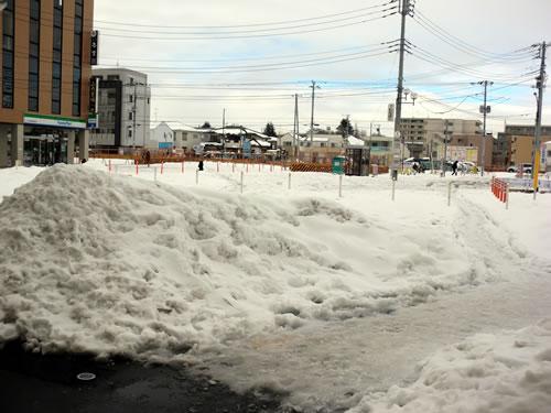 関東甲信越大雪201402156