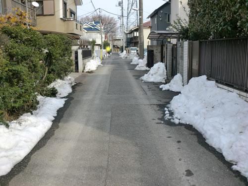 関東甲信越大雪201402204