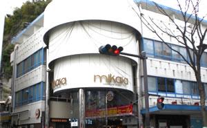 横須賀市・三笠ビル商店街写真