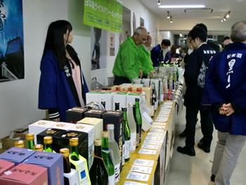日本橋地酒祭り2011−2