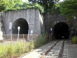 10勝沼大日影トンネル