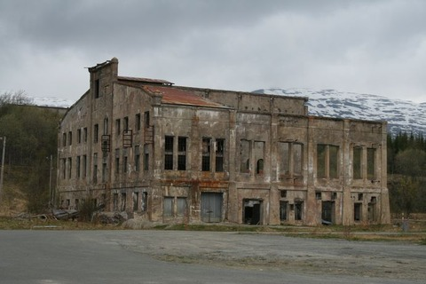 Ruin_Salangsverket