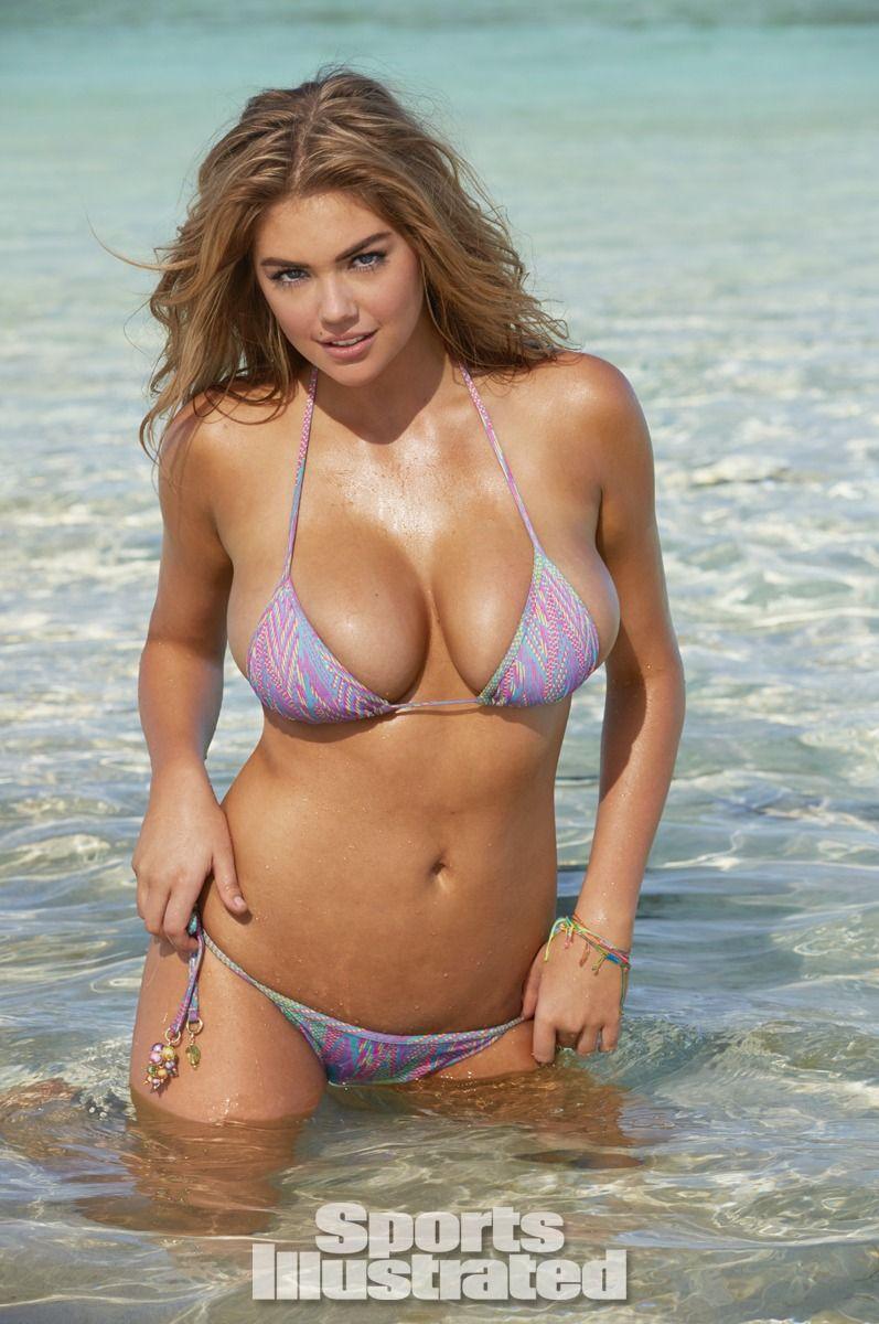 アメリカの人気巨乳モデル ケイト・アプトンと婚約したバーランダーが羨ましすぎる件