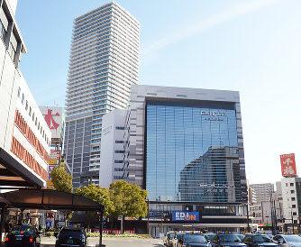 広島駅Cブロック