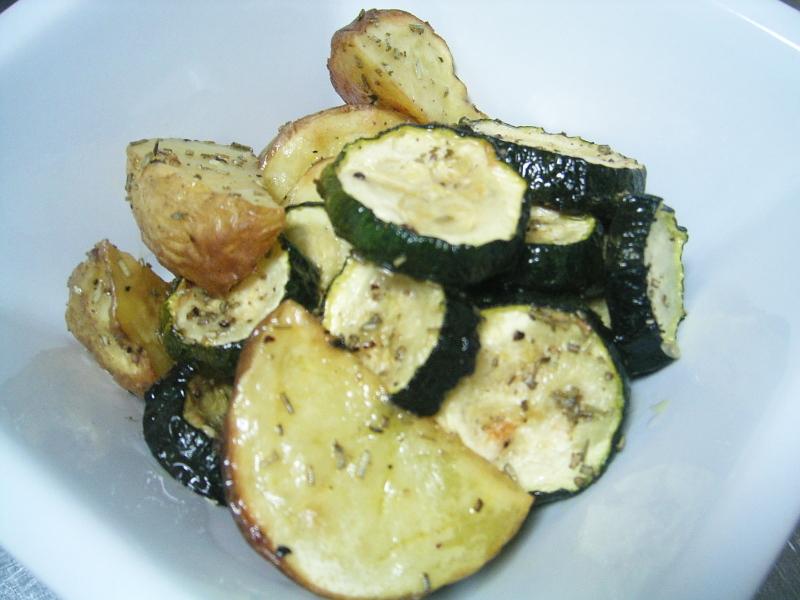 まったりな日々-焼き野菜