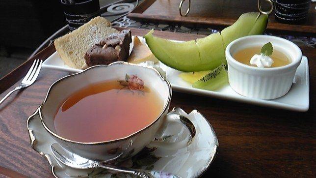 rococoお茶
