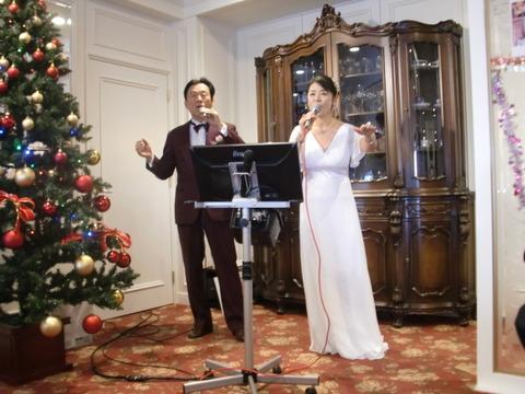 お・も・て・な・し・・・ブカルッポ・ フェリーチェのクリスマスパーティ