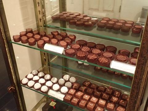 チョコレートたち