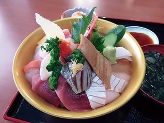 海鮮丼雑誌バージョン
