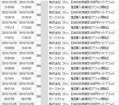 1000円アフィリ塾の特典のもらい方と売れ行きは?