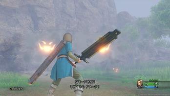 DQ11 両手剣