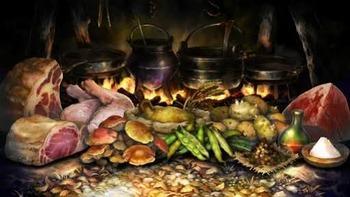 ヴァニラウェア 料理