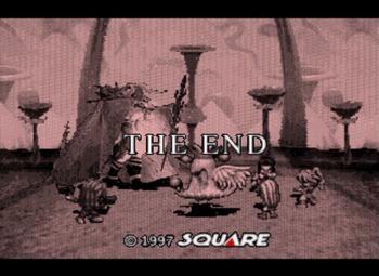 ブルー編 the end