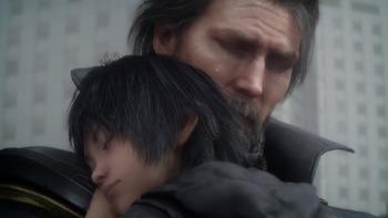 ff15泣く