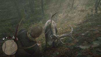 RDR2 狩り