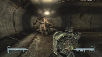 fallout3 武器