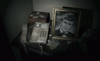 電話 PT ホラー