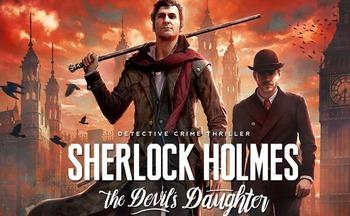 シャーロック・ホームズ 悪魔の娘