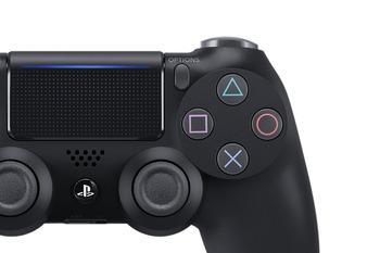 PS4 コントローラ