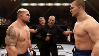 UFC ゲーム